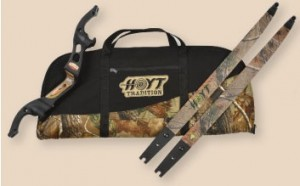 Hoyt Buffalo Review - Padded Case