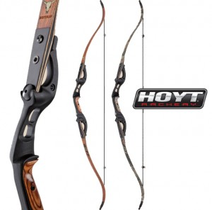 Hoyt-Buffalo-Recurve-Bow-Wood-Finish-Review
