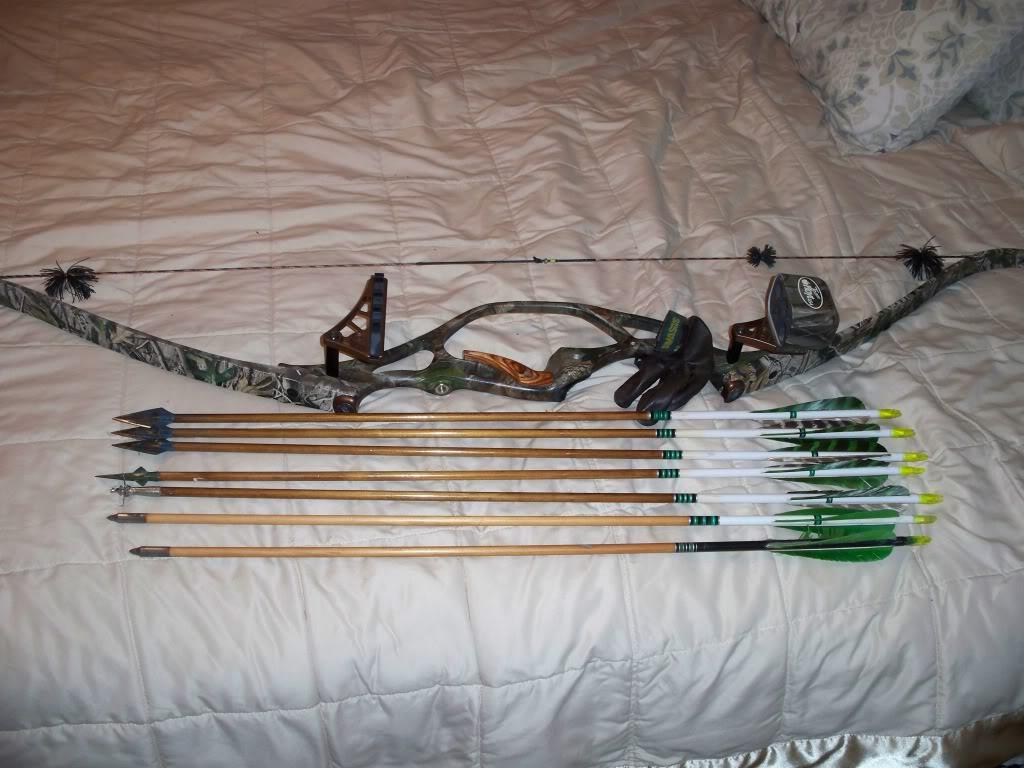 Archery Bows Hoyt Gamemaster 1 Recurve Bow Left Hand