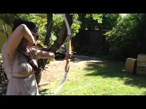 OMP Adventure 2.0 Recurve 68-Inch Limbs Bow